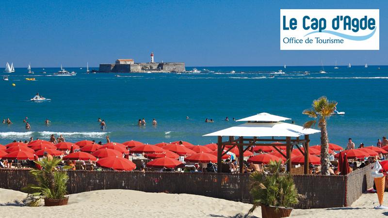 Office du Tourisme du Cap d'Agde