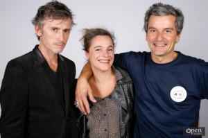 BIP : Nico, Delphine, Pol Cast