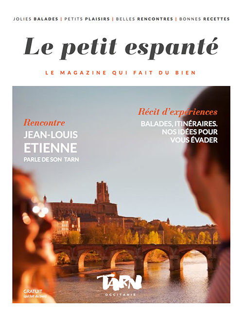 Couverture Petit Espanté Tarn Occitanie